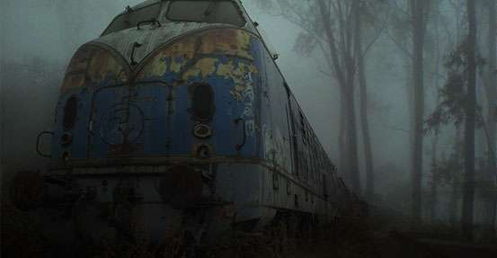 The Ghost Train of Stockholm, Silverpilen