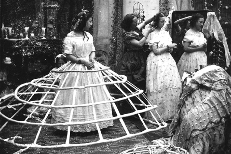 Wired fashion trends in history